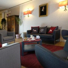 Wellness & Family Hotel Veronza Карано интерьер отеля фото 2