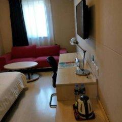 Отель Jinjiang Inn (Beijing Capital International Airport) Китай, Пекин - отзывы, цены и фото номеров - забронировать отель Jinjiang Inn (Beijing Capital International Airport) онлайн удобства в номере фото 2