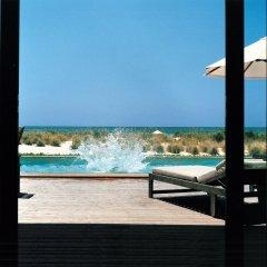 Отель COMO Parrot Cay пляж