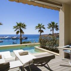 Port Adriano Marina Golf & Spa Hotel бассейн фото 3