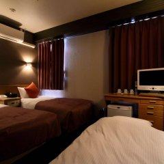Отель Areaone Hakata Хаката комната для гостей