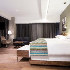 Отель Krystal Grand Suites Insurgentes Sur Мехико комната для гостей