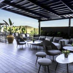 Отель AC Hotel Valencia by Marriott Испания, Валенсия - отзывы, цены и фото номеров - забронировать отель AC Hotel Valencia by Marriott онлайн бассейн фото 2