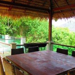 Отель Treetop Sanctuary балкон