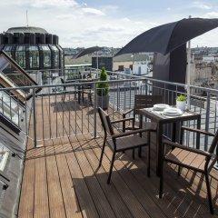 Апартаменты New Town - Apple Apartments балкон фото 2