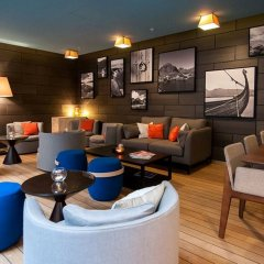 Отель Radisson Blu Limfjord Hotel Aalborg Дания, Алборг - отзывы, цены и фото номеров - забронировать отель Radisson Blu Limfjord Hotel Aalborg онлайн гостиничный бар