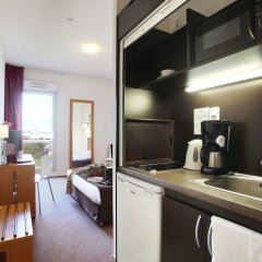 Отель Odalys City Lyon Bioparc Франция, Лион - отзывы, цены и фото номеров - забронировать отель Odalys City Lyon Bioparc онлайн в номере фото 2