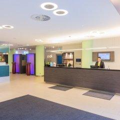 NOVINA HOTEL Wöhrdersee Nürnberg City интерьер отеля фото 2