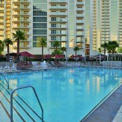 Отель The Signature at MGM Grand США, Лас-Вегас - 2 отзыва об отеле, цены и фото номеров - забронировать отель The Signature at MGM Grand онлайн бассейн