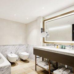 Отель Hilton Budapest ванная фото 2