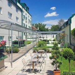 Отель Park Inn by Radisson Uno City Vienna Австрия, Вена - 4 отзыва об отеле, цены и фото номеров - забронировать отель Park Inn by Radisson Uno City Vienna онлайн