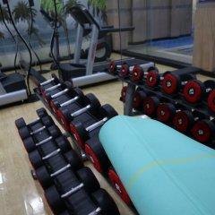 Shanghai Donghu Hotel фитнесс-зал