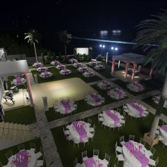 Sahil Marti Hotel Турция, Мерсин - отзывы, цены и фото номеров - забронировать отель Sahil Marti Hotel онлайн балкон