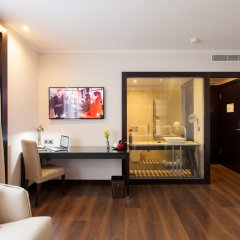 Отель Quentin Boutique Hotel Германия, Берлин - 1 отзыв об отеле, цены и фото номеров - забронировать отель Quentin Boutique Hotel онлайн удобства в номере фото 2
