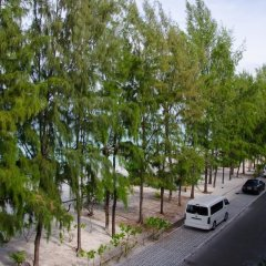 Отель Eureka Serenity Athiri Inn Мальдивы, Мале - отзывы, цены и фото номеров - забронировать отель Eureka Serenity Athiri Inn онлайн парковка