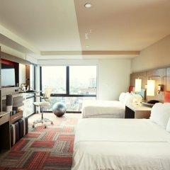 Отель Even Brooklyn Нью-Йорк комната для гостей фото 3