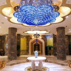 Отель Xiamen Goldcommon Royal Seaside Hotel and Hot Spring Китай, Сямынь - отзывы, цены и фото номеров - забронировать отель Xiamen Goldcommon Royal Seaside Hotel and Hot Spring онлайн фитнесс-зал