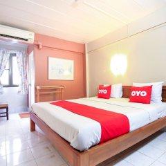 Отель OYO 335 Top Inn Khaosan Таиланд, Бангкок - отзывы, цены и фото номеров - забронировать отель OYO 335 Top Inn Khaosan онлайн комната для гостей фото 5