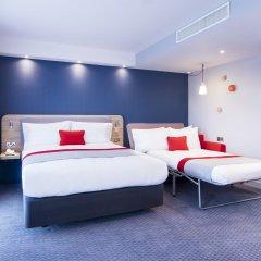 Отель Holiday Inn Express Malta Мальта, Сан Джулианс - отзывы, цены и фото номеров - забронировать отель Holiday Inn Express Malta онлайн комната для гостей