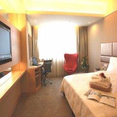 Отель Seaview Gleetour Hotel Shenzhen Китай, Шэньчжэнь - отзывы, цены и фото номеров - забронировать отель Seaview Gleetour Hotel Shenzhen онлайн комната для гостей