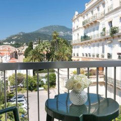 Quality Hotel Menton Méditerranée балкон