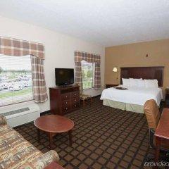 Отель Hampton Inn & Suites Lake City, Fl Лейк-Сити комната для гостей фото 3