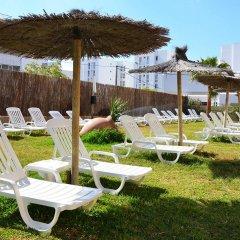 Отель Apartamentos Central City пляж фото 2