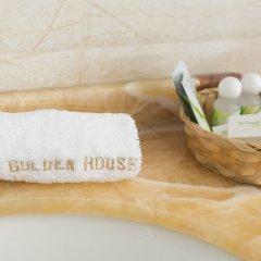Гостиница Golden House ванная