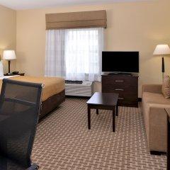 Отель Mainstay Suites Meridian удобства в номере фото 2