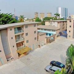 Отель Beni Gold Нигерия, Лагос - отзывы, цены и фото номеров - забронировать отель Beni Gold онлайн парковка