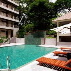 Отель The Green Golf Residence Phuket бассейн