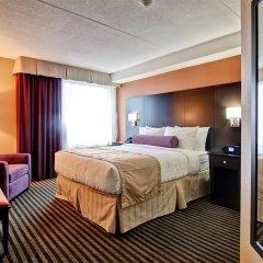 Отель Best Western Plus Toronto North York Hotel & Suites Канада, Торонто - отзывы, цены и фото номеров - забронировать отель Best Western Plus Toronto North York Hotel & Suites онлайн комната для гостей фото 3