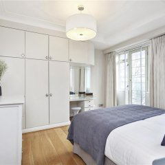 Апартаменты Fountain House Apartments Лондон комната для гостей фото 3