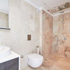 Villa Cina by Akdenizvillam Турция, Калкан - отзывы, цены и фото номеров - забронировать отель Villa Cina by Akdenizvillam онлайн ванная фото 2