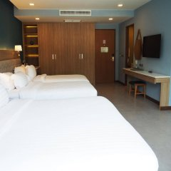 Отель BlueSotel Krabi Ao Nang Beach комната для гостей фото 3