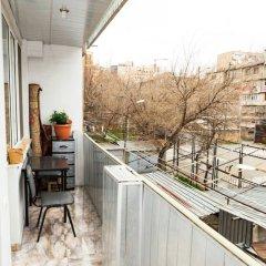 Хостел Friendship балкон