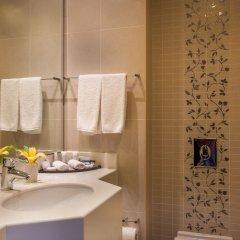 Отель Petra Guest House Hotel Иордания, Вади-Муса - отзывы, цены и фото номеров - забронировать отель Petra Guest House Hotel онлайн ванная фото 2