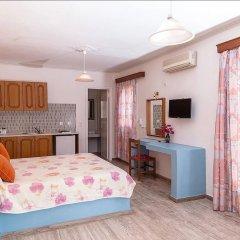 Отель Avraki Hotel Греция, Остров Санторини - отзывы, цены и фото номеров - забронировать отель Avraki Hotel онлайн комната для гостей фото 4