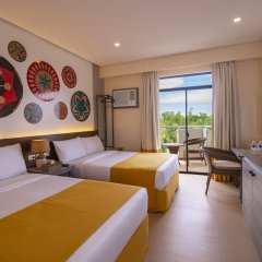 Отель Bohol Shores Филиппины, Дауис - отзывы, цены и фото номеров - забронировать отель Bohol Shores онлайн комната для гостей фото 2