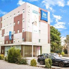 Отель ibis budget Porto Gaia парковка