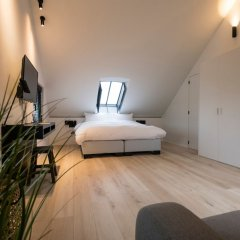 Отель B&B Amelhof Бельгия, Мейсе - отзывы, цены и фото номеров - забронировать отель B&B Amelhof онлайн комната для гостей фото 2