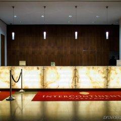 Отель InterContinental Warsaw интерьер отеля