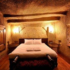 Отель Has Cave Konak Ургуп сейф в номере
