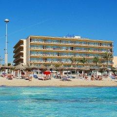 Hotel Aya пляж