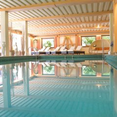 Romantik Hotel Stafler Кампо-ди-Тренс бассейн фото 2