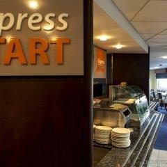 Отель Holiday Inn Express Glasgow Theatreland гостиничный бар