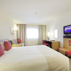 Отель Novotel London Excel 4* Улучшенный номер с различными типами кроватей