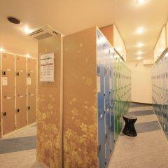 Отель Capsule and Sauna Century Япония, Токио - отзывы, цены и фото номеров - забронировать отель Capsule and Sauna Century онлайн фото 9