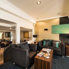 Отель Edinburgh Capital Hotel Великобритания, Эдинбург - отзывы, цены и фото номеров - забронировать отель Edinburgh Capital Hotel онлайн интерьер отеля фото 3