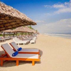 Отель Hoi An Beach Resort пляж фото 2
